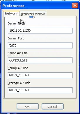 Скриншот вкладки Network